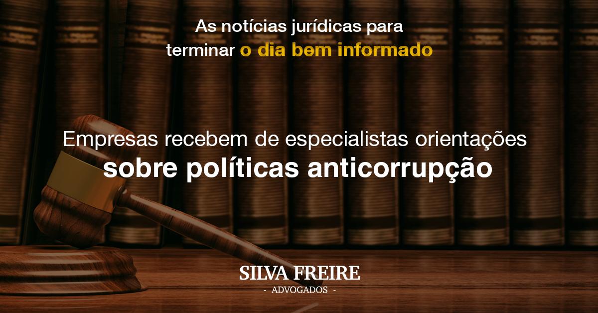 Políticas Anticorrupção