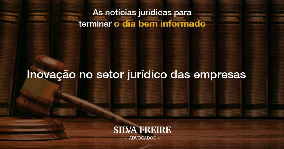 Setor Jurídico de Empresas